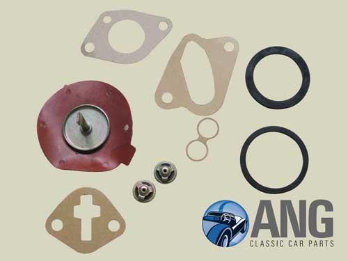 Fuel pump repair kit ac delco land rover series ii iii 225 close up fuel pump repair kit ccuart Choice Image