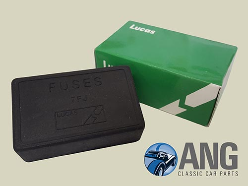 lucas fuse box lid 7fj mgb mgb gt 70 80 ang classic car parts rh angclassiccarparts co uk