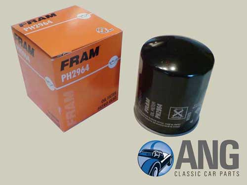 Spin On Oil Filter Tr5250 Ang Classic Car Parts