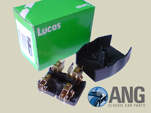 https://www angclassiccarparts co uk/products/austin-healey-100-3000/electrical/lucas-fuse-box-austin-healey-3000-mkiii-bj8-6468