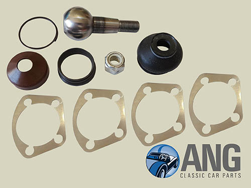 FRONT SUSPENSION LOWER BALL JOINT KIT (1) ; XJS, XJ-S