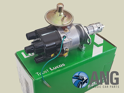 LUCAS TYPE 45D4 DISTRIBUTOR (COMPLETE) ; MGB, MGB-GT '75-'80
