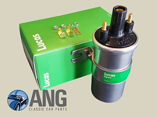 IGNITION COIL (12v LUCAS) ; E-TYPE 4.2 SERIES 1 & 2