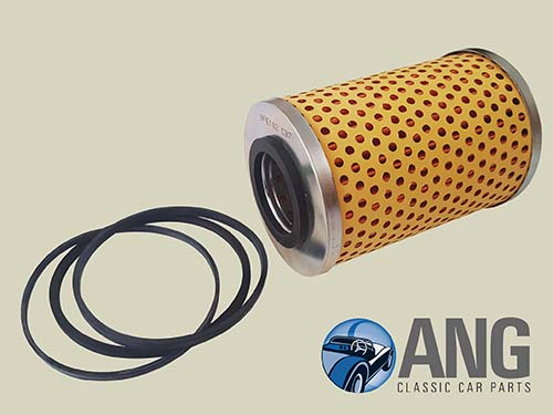 OIL FILTER (PAPER ELEMENT) ; MGB, MGB-GT 1.8 '62-70
