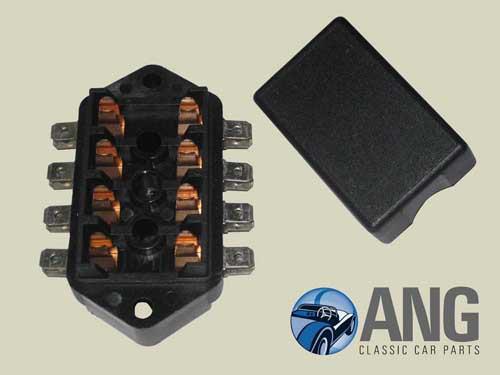 fuse box lid type 7fj leyland rover mini 39 76 39 96. Black Bedroom Furniture Sets. Home Design Ideas