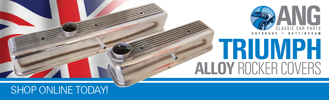 Alloy rocker covers slide