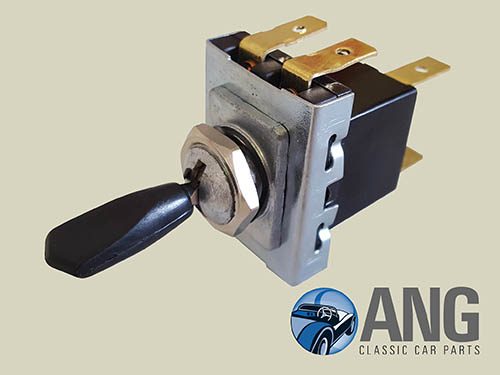SIDE & PARK LIGHT SWITCH ; ROVER P5 '62-'67