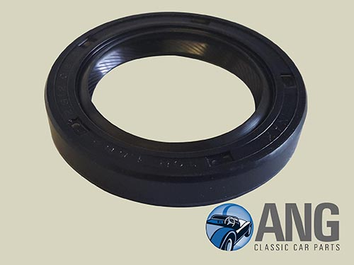 ENGINE TIMING COVER OIL SEAL ; MGB, MGB-GT