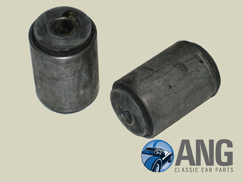 REAR LEAF SPRING EYE FRONT BUSHES ; MGB, MGB-GT, MGB-GT V8