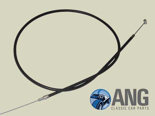 ACCELERATOR, THROTTLE CABLE ; MGB, MGB-GT '62-'74