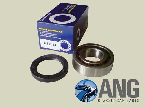 REAR WHEEL BEARING KIT (BANJO AXLE) ; MGB '62-'65