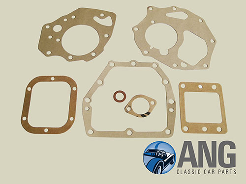 MANUAL GEARBOX GASKET KIT (3 SYNCHRO NON-OD) ; MGB, MGB-GT '62-'67