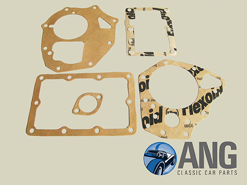 MANUAL GEARBOX GASKET KIT (4 SYNCHRO NON-OD) ; MGB, MGB-GT '67-'80