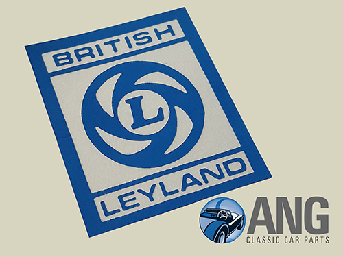 BL DECAL MGB 71-78