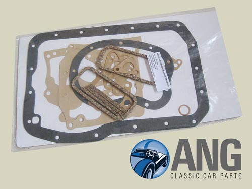 ENGINE BOTTOM END, CONVERSION GASKET SET ; MGB, MGB-GT '65-'80