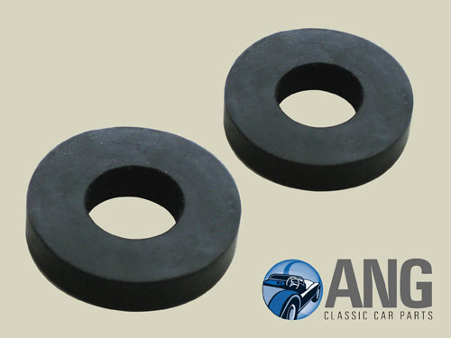 RADIATOR TOP MOUNTING RUBBER WASHERS