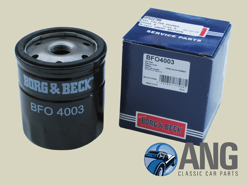 Borg Beck Oil Filter Spin On Triumph Tr6 Ang Classic Car Parts