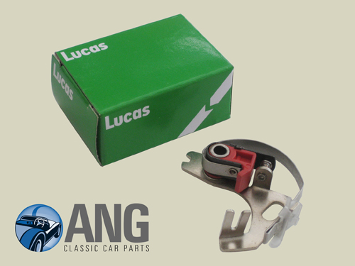CONTACT POINTS SET (LUCAS) ; MGB, MGB-GT '74-'80