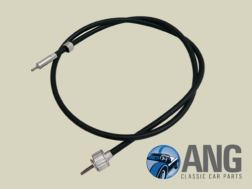 "SPEEDOMETER CABLE (39"") ; MGB, MGB-GT '67-'80 (MANUAL NON-OVERDRIVE)"