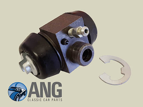 REAR WHEEL CYLINDER & CLIP ; MGB ROADSTER, MGB-GT V8