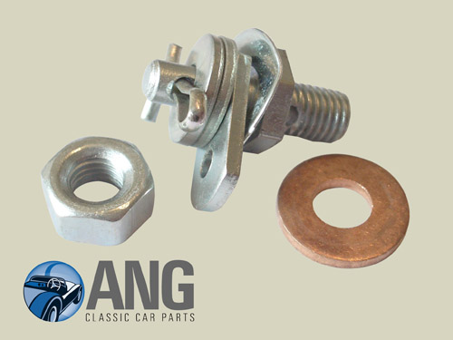THROTTLE CABLE CLAMP KIT ; MGB, MGB-GT '62-'74