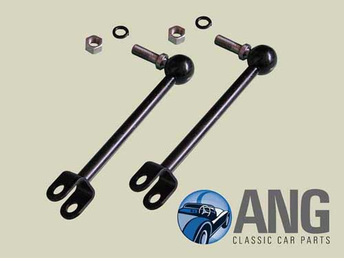 FRONT ANTI-ROLL BAR DROP LINK ARMS ; MGB, MGB-GT, MGB-GT V8