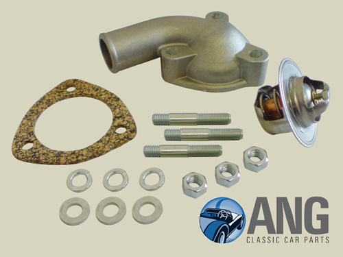 THERMOSTAT REPLACEMENT KIT ; MGB, MGB-GT '67-'76