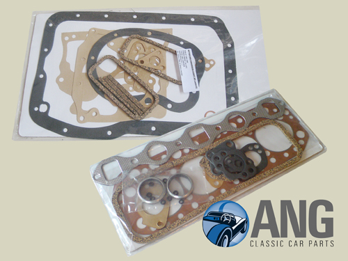 HEAD GASKET & BOTTOM END GASKET SETS ; MGB, MGB-GT '65-'80