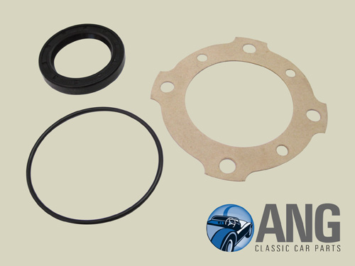 REAR AXLE, HALF SHAFT SEALS KIT ; MIDGET & SPRITE