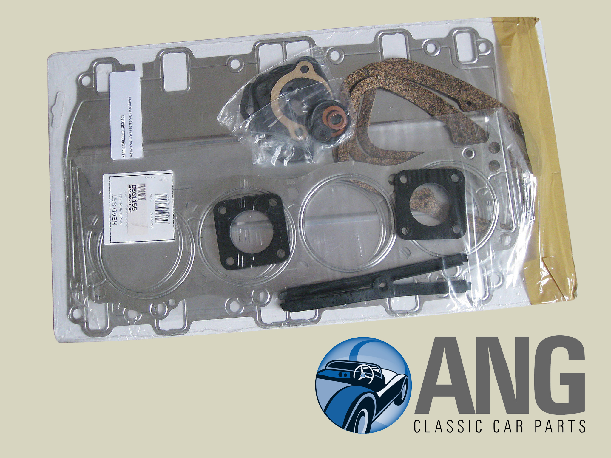 HEAD GASKET SET ; P5B V8, P6 3500 V8