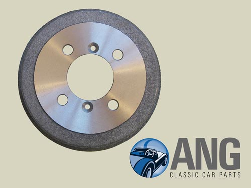 FRONT OR REAR BRAKE DRUM ; STANDARD 8, 10 & PENNANT