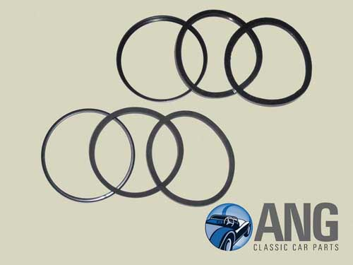 BRAKE CALIPER PISTON SEALS KIT  ; MG MIDGET '63>