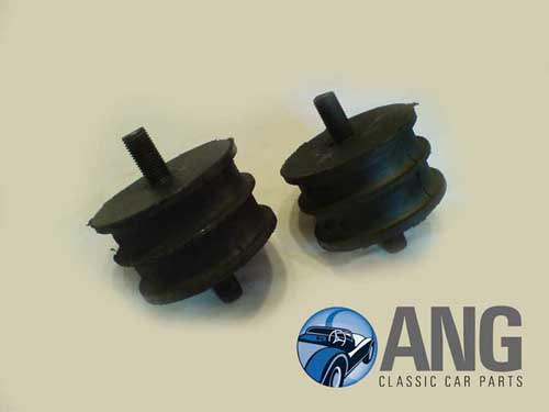 Engine Mounts Pair Tr4 Tr4a Ang Classic Car Parts